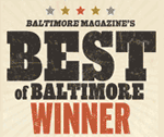 2005 Baltimore Magazine Best of Baltimore